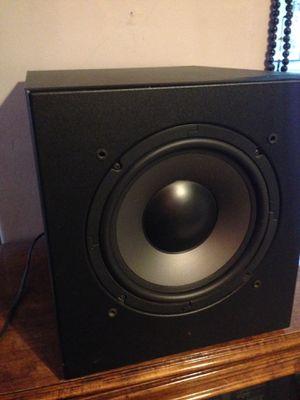 Polk Audio powered sub for Sale in Tempe, AZ