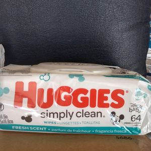 HUGGIES WIPES for Sale in Rialto, CA