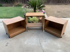 3 nite stands or tv stands for Sale in Dinuba, CA