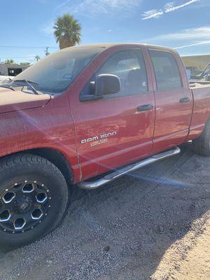 2003 Dodge Ram 1500 Quad Cab lone star edition for Sale in Phoenix, AZ