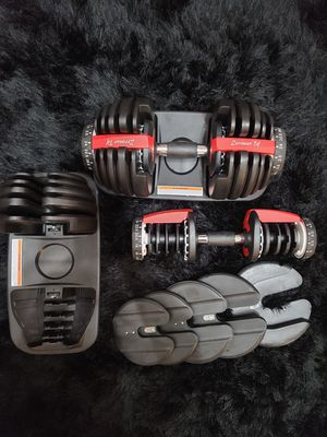 DUMBBELLS for Sale in Moreno Valley, CA