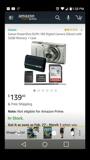 Camera for Sale in Cleveland Heights, OH