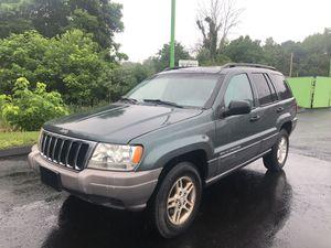 2002 Jeep Grand Cherokee for Sale in Bridgeport, CT