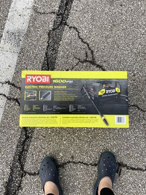 Ryobi pressure washer for Sale in Westerville, OH