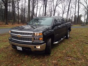 2014 Chevy Silverado Crew Cab LT 4x4 for Sale in Laytonsville, MD