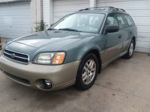 2002 Subaru Legacy wagon for Sale in Bridgeport, CT