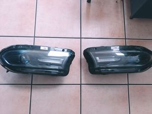 2015 Dodge Charger Headlamps/Headlights for Sale in Riverside, CA