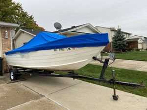 19ft 1983 SEA NYMPH for Sale in Sterling Heights, MI