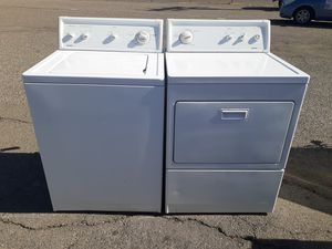 $$ KENMORE WASHER & GAS DRYER $$ for Sale in Victorville, CA