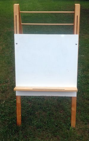 Children's Easel Whiteboard Dry Erase for Sale in Traverse City, MI