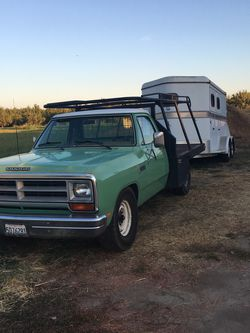 1987 Dodge D350 for Sale in Hughson,  CA