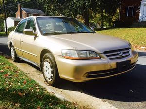 2001 Honda Accord / New Driver Special for Sale in Silver Spring, MD