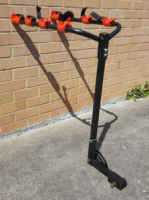 Bike carrier, hitch mount, holds 4 for Sale in Rockville, MD