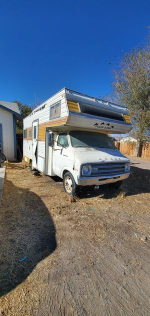 Dodge 4 star sportsman camper for Sale in Reno, NV