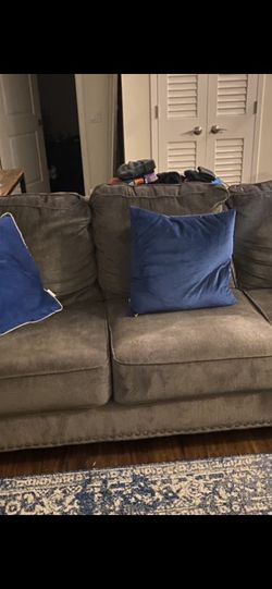 Grey Couch / Sofa Bed. New $500 for Sale in Jersey City,  NJ