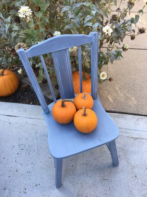 1 Kitchen chair that could be used as a porch chair or small desk chair for Sale in Hilliard, OH