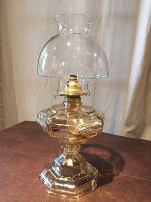 Gorgeous metallic glass oil lamp. Aguila SA for Sale in Hayward, CA