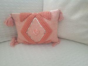 Orange decorative pillows for Sale in Alexandria, VA