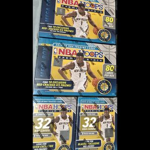 2020 Panini Hoops Lot- 2 Mega, 2 Blasters $450 Firm. for Sale in Mill Valley, CA