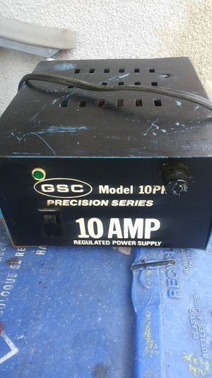 GSC model 10pr precision seris for Sale in Redondo Beach, CA