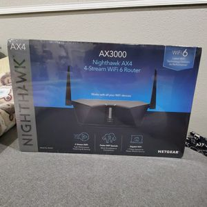 Netgear Nighthawk Ax3000 Wifi 6 Router for Sale in West Covina, CA