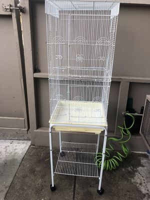 Bird cage for Sale in Sunnyvale, CA