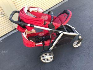 Britax double stroller $50 for Sale in San Jose, CA