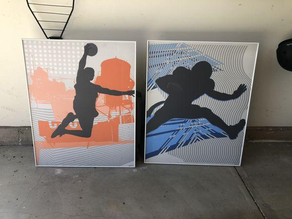 Free wall art. 35x28