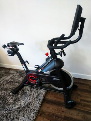 NEW ⭐ FREE DELIVERY Studio ProForm Smart Pro 10.0 Spin Bike Cycle Exercise for Sale in Las Vegas, NV