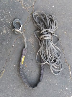 Smittybilt synthetic winch rope for Sale in DENVER, CO