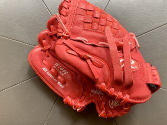"Rawlings 10.5"" Left handed Baseball Glove for Sale in Lake Oswego,  OR"