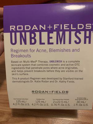 Rodan and Fields Unblemish Regimen for Sale in Chicago, IL
