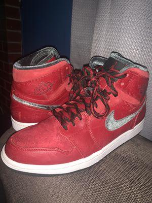 Jordan 1 Retro Premier Red Gucci Size 9.5 for Sale in Hayward, CA