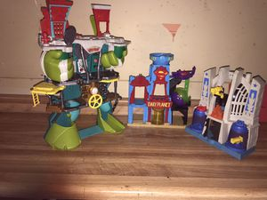 Imaginext toys for Sale in Menomonie, WI