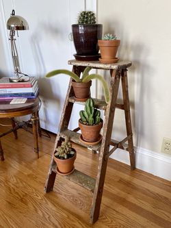 Antique Painting Ladder for Sale in San Francisco,  CA
