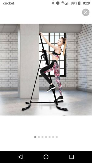 Stepper Maxiclimber -sells for 179.99$ for Sale in Alexandria, VA