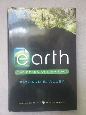 Earth: The Operator's Manual for Sale in Richland, WA