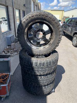 Truck rims for Sale in Salt Lake City, UT