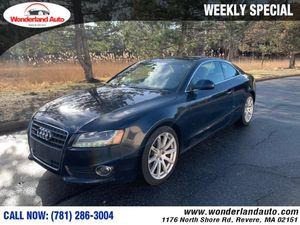 2011 Audi A5 for Sale in Boston, MA