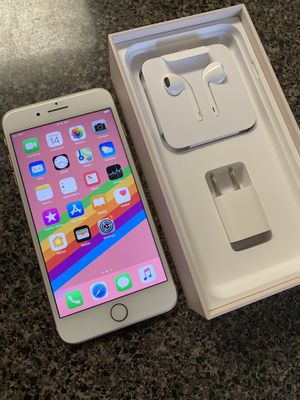 iPhone 8 Plus (Factory Unlocked) - Perfect Condition for Sale in Scottsdale, AZ