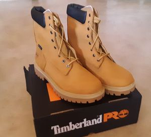 Timberland Pro steel toed work boots - size 12 - Brand new in box for Sale in Taunton, MA