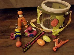 B. brand Drum Kit. for Sale in Austin, TX