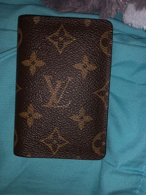 LV Brown Canvas Pocket Wallet for Sale in Westminster, CA