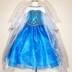 Elsa, Frozen, toddler girl dress for Sale in San Antonio, TX