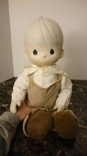 3 precious moments porcelain dolls for Sale in Pittsburgh, PA