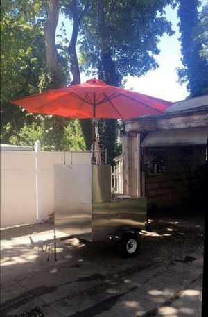 Hotdog cart turn taxes into a new business for Sale in Dartmouth, MA