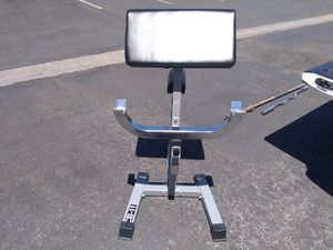 $200 .00 FIRM PREACHER CHAIR. for Sale in Stockton, CA
