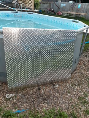 Diamond plate for Sale in Elyria, OH