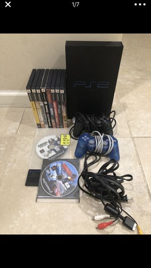 PS 2 bundle for Sale in Bakersfield, CA