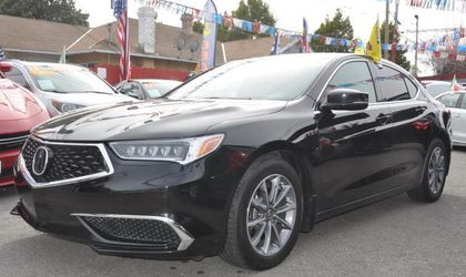 2019 Acura Tlx for Sale in San Jose,  CA